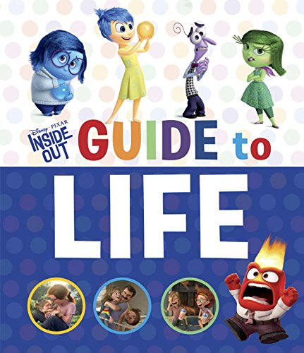9780736435598: Inside Out Guide to Life (Disney/Pixar Inside Out)