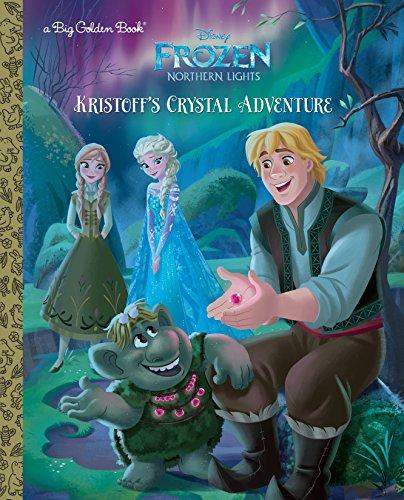 Frozen Big Golden Book (Disney Frozen): Jordan, Apple