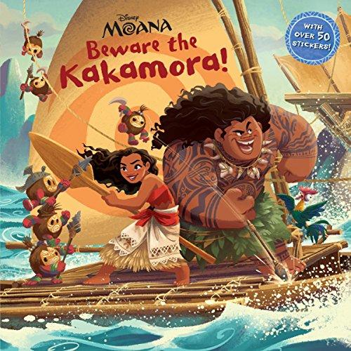 Beware the Kakamora! (Disney Moana) (Pictureback )