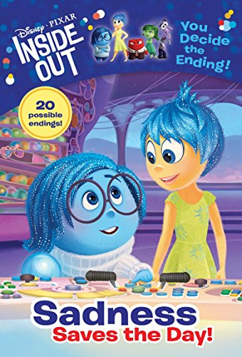 Inside Out Chapter Book #3 (Disney/Pixar Inside Out): West, Tracey
