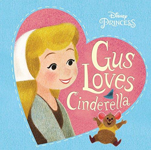 Gus Loves Cinderella (Board Book)