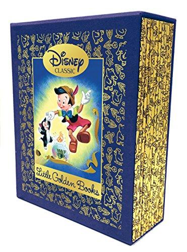 9780736438780: 12 Beloved Disney Classic Little Golden Books (Disney Classic)