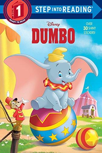 9780736439510: Dumbo Deluxe Step into Reading (Disney Dumbo)