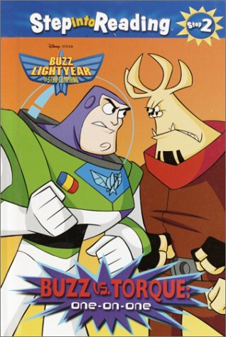 9780736480079: Buzz Lightyear vs. Torque (Step-Into-Reading, Step 2)