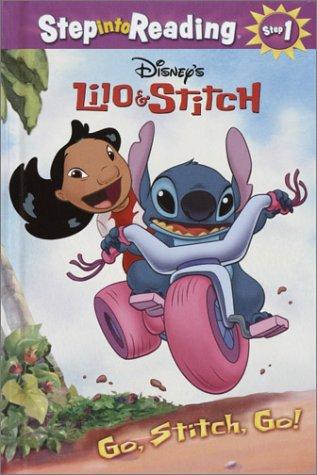 Go, Stitch, Go! (Step-Into-Reading, Step 1): RH Disney