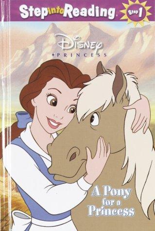 9780736480161: A Pony for a Princess (Step-Into-Reading, Step 2)