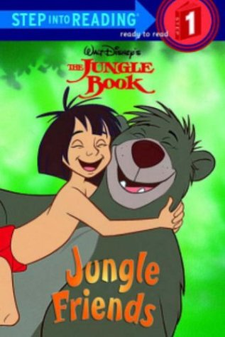 9780736480178: Jungle Friends (Step Into Reading. Early Books)