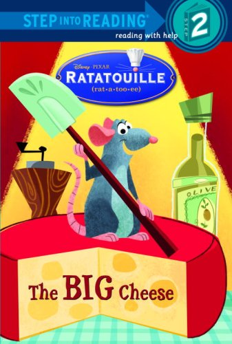 9780736480536: The Big Cheese (Step into Reading)(Ratatouille Movie tie in)