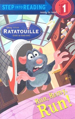9780736480543: Run, Remy, Run! (Step into Reading) (Ratatouille Movie Tie in)