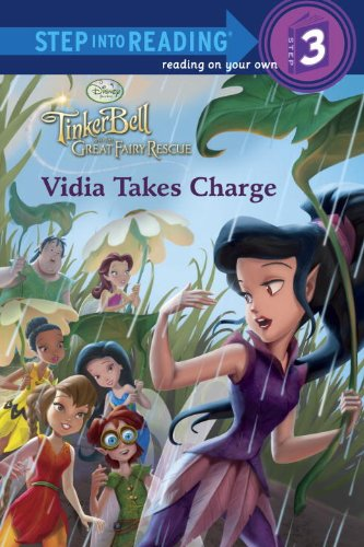 9780736480864: Vidia Takes Charge (Disney Fairies) (Step into Reading)