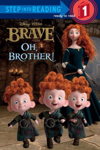 9780736481144: Oh, Brother! (Disney/Pixar Brave) (Step into Reading)