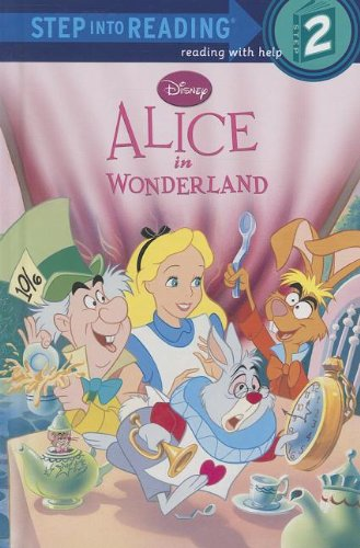 9780736481229: Alice in Wonderland (Step Into Reading. Step 2)