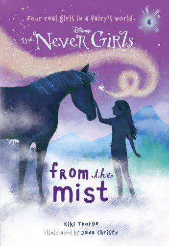 9780736481403: Never Girls #4: From the Mist (Disney: The Never Girls)