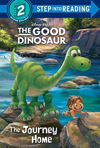 9780736481465: The Journey Home (Disney/Pixar The Good Dinosaur) (Step into Reading)