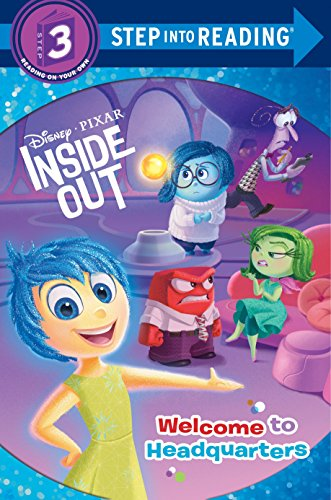 9780736481700: Welcome to Headquarters (Disney/Pixar Inside Out) (Step into Reading)