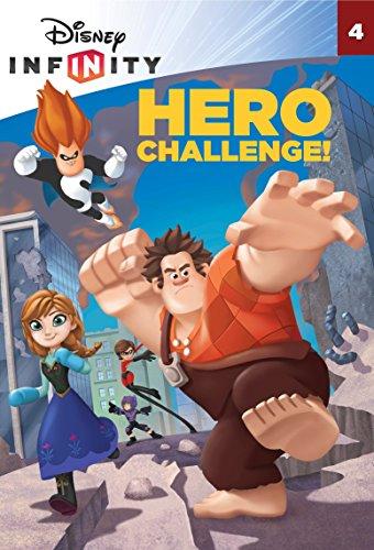 9780736482042: Hero Challenge! (Disney Infinity) (A Stepping Stone Book(TM))