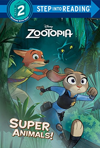 9780736482080: Zootopia Deluxe Step Into Reading #1 (Disney Zootopia)