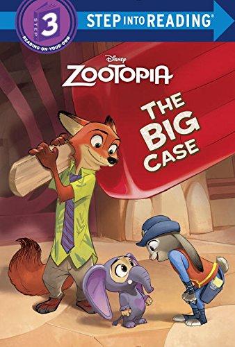 9780736482097: The Big Case (Disney Zootopia) (Step into Reading)