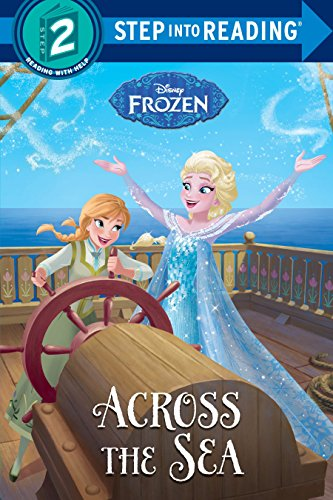 9780736482158: Across the Sea (Disney Frozen) (Step into Reading)