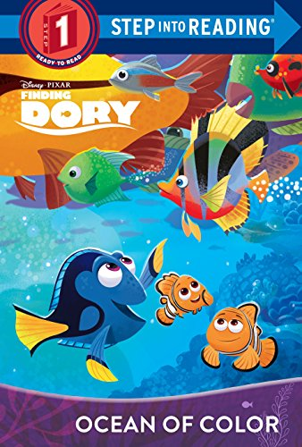 9780736482325: Ocean of Color (Disney/Pixar Finding Dory) (Step into Reading)