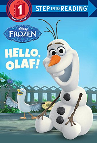 Hello, Olaf! (Disney Frozen) (Step into Reading): Posner-Sanchez, Andrea