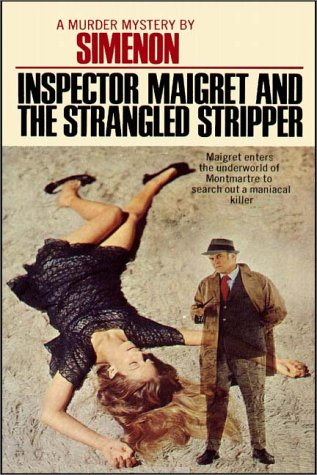 9780736605335: Inspector Maigret And The Strangled Stripper
