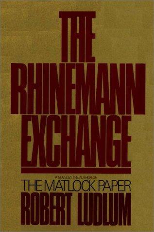 9780736608046: The Rhineman Exchange