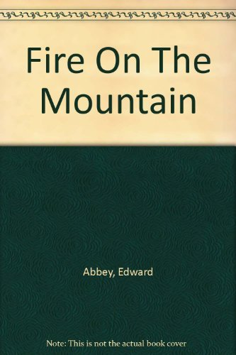 9780736615914: Fire On The Mountain