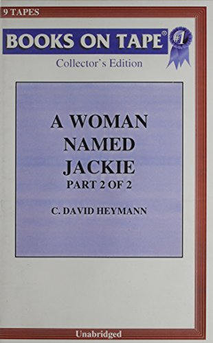 9780736617833: A Woman Named Jackie Part 2 Of 2