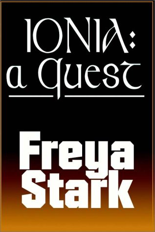 Ionia:  A Quest (0736619224) by Stark, Freya