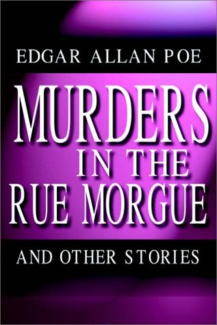 9780736621892: Title: The Murders In The Rue Morgue And Other Stories