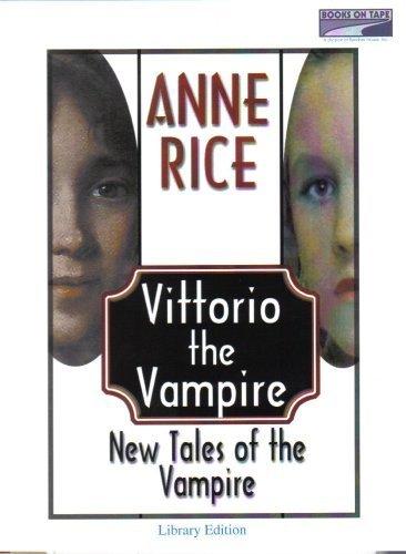 9780736644044: Vittorio The Vampire