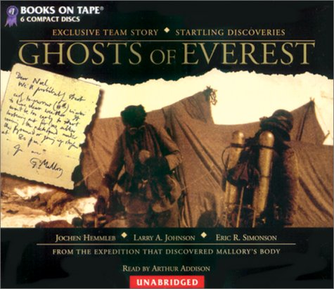 9780736650472: Ghosts Of Everest