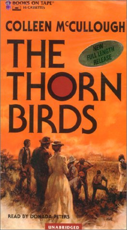 The Thorn Birds (9780736650601) by Colleen McCullough
