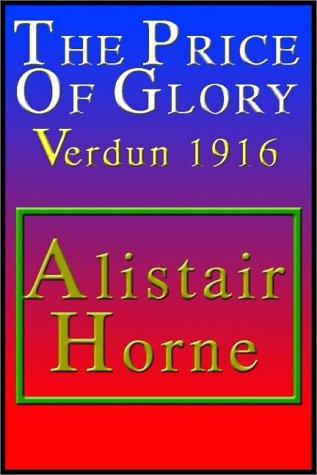 9780736654593: The Price Of Glory: Verdun 1916