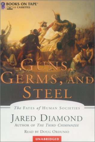 9780736656665: Guns, Germs, and Steel