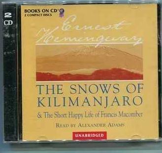 9780736657020: The Snows of Kilimanjaro & The Short Happy Life of Francis Macomber