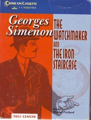 9780736657273: The Watchmaker and the Iron Staircase