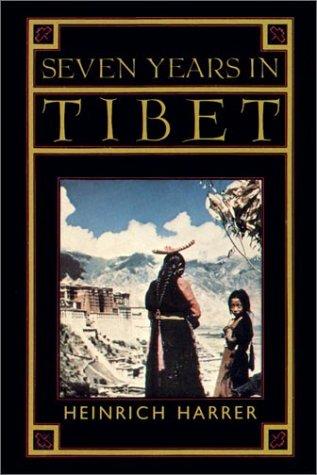 9780736660488: Seven Years In Tibet