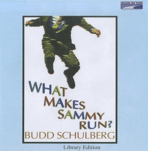 9780736685207: What Makes Sammy Run (Lib)(CD)