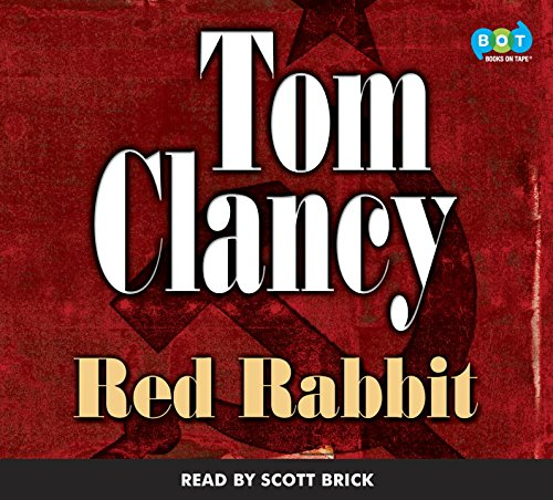 Red Rabbit (0736688870) by Tom Clancy
