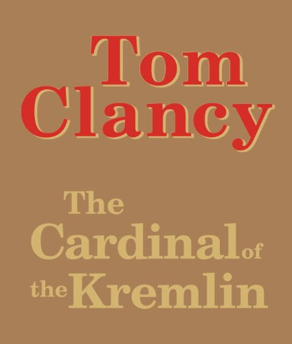 9780736693455: Cardinal of the Krem (Lib)(CD)