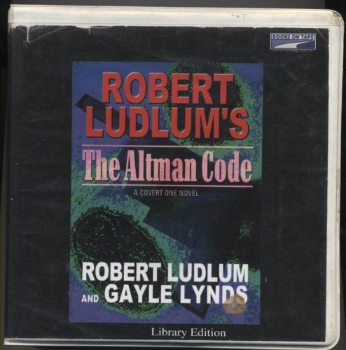 9780736694612: Robert Ludlum's the Altman Code (Covert-One)