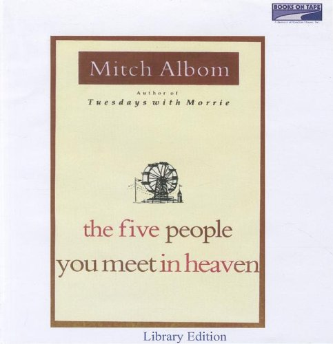9780736698405: The Five People You Meet in Heaven