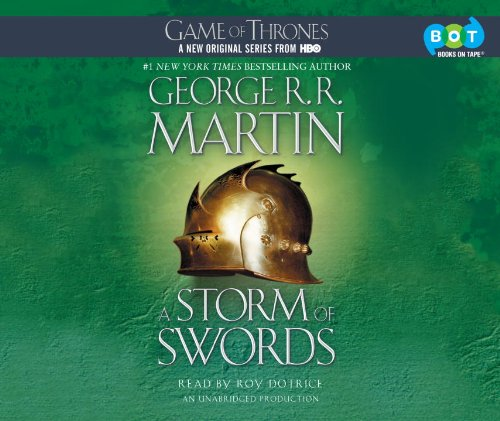 9780736699228: A Storm of Swords: (Lib)(CD)