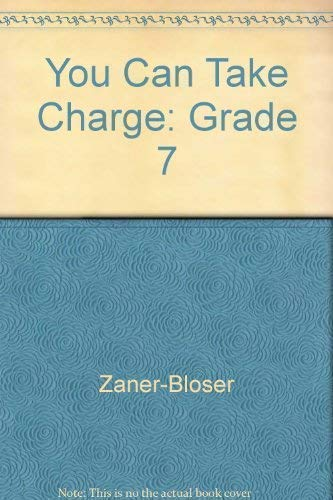 9780736700009: You Can Take Charge: Grade 7