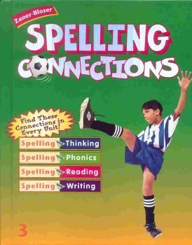 9780736700443: Spelling Connections 3rd Grade