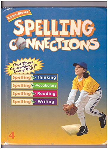 9780736700450: Spelling Connections Level 4