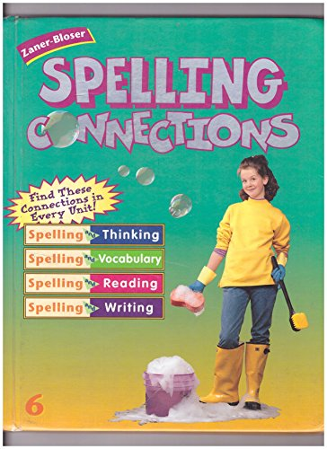 9780736700474: Spelling Connections