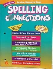 9780736700597: Spelling Connections (Teacher Resource Book)